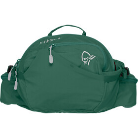 Norrøna Bitihorn Hip Pack 6l Jungle Green